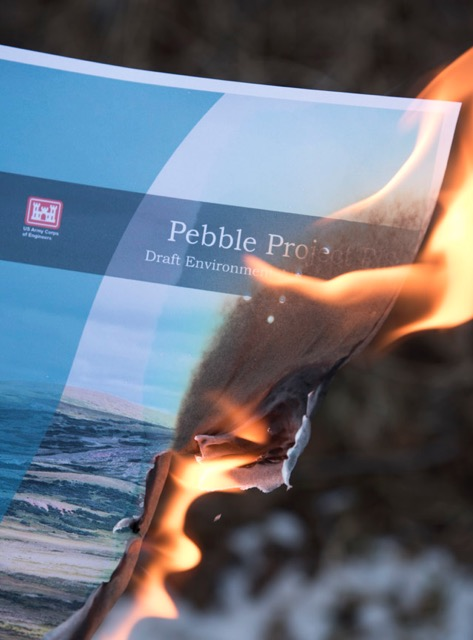The Pebble EIS: Good for Fire Starter