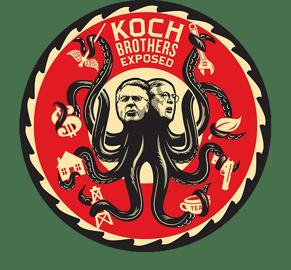 The Pebble Mine & the Kochtopus