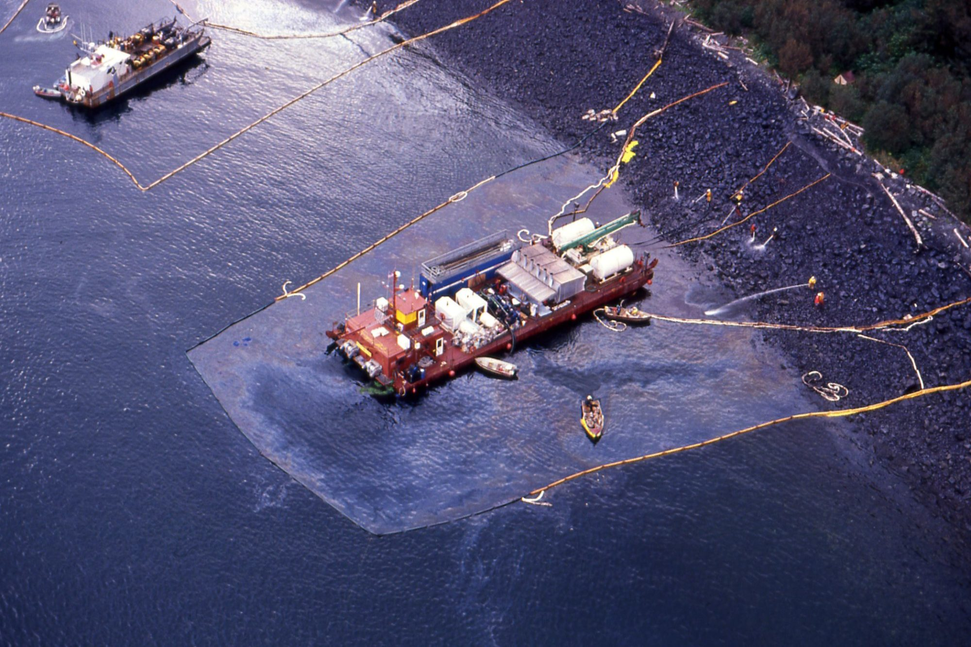 Dunleavy Opens Spill Rules for Industry Rollbacks