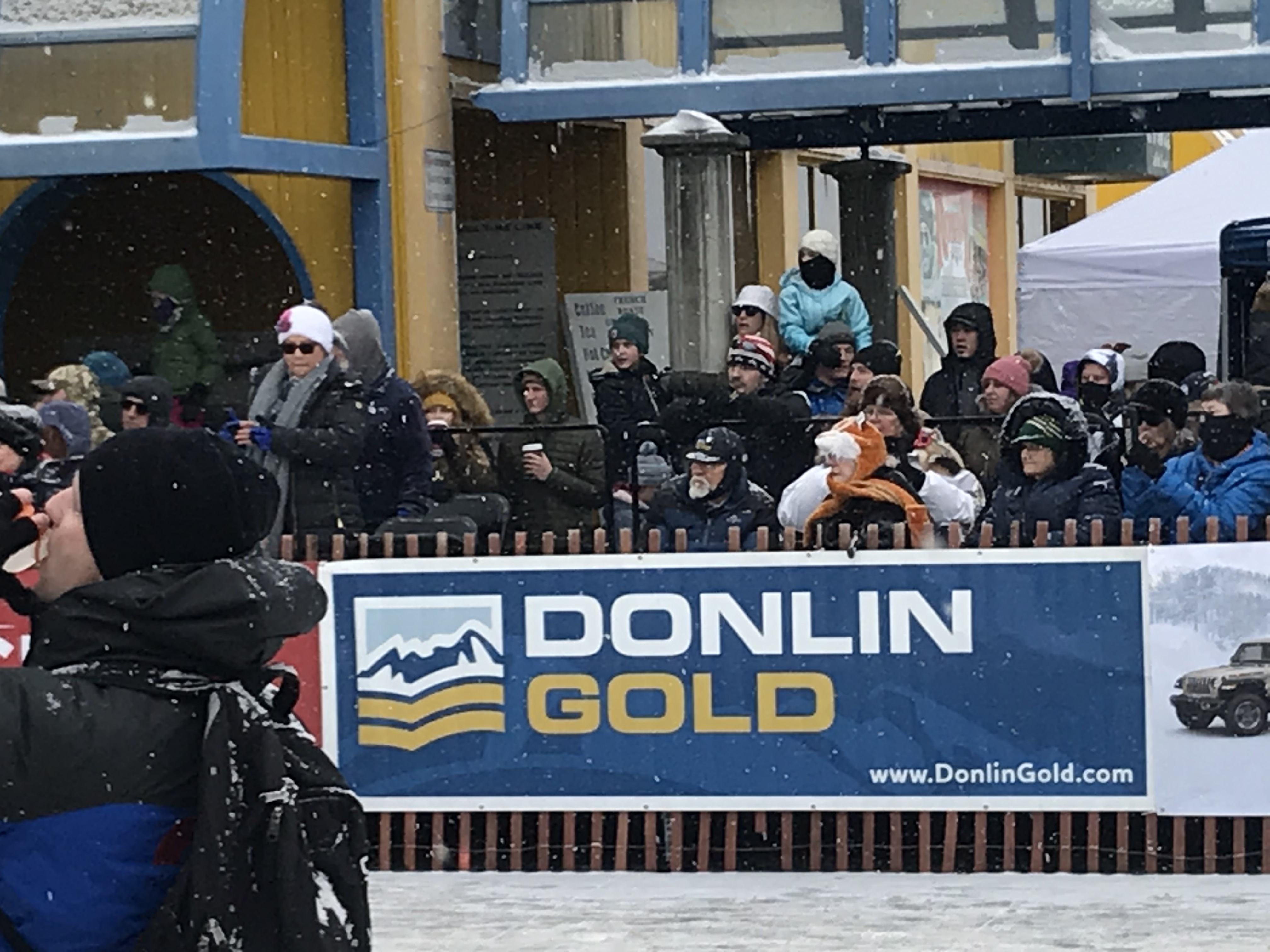Donlin Gold: Standing Firmly Against Free Speech for Iditarod Mushers