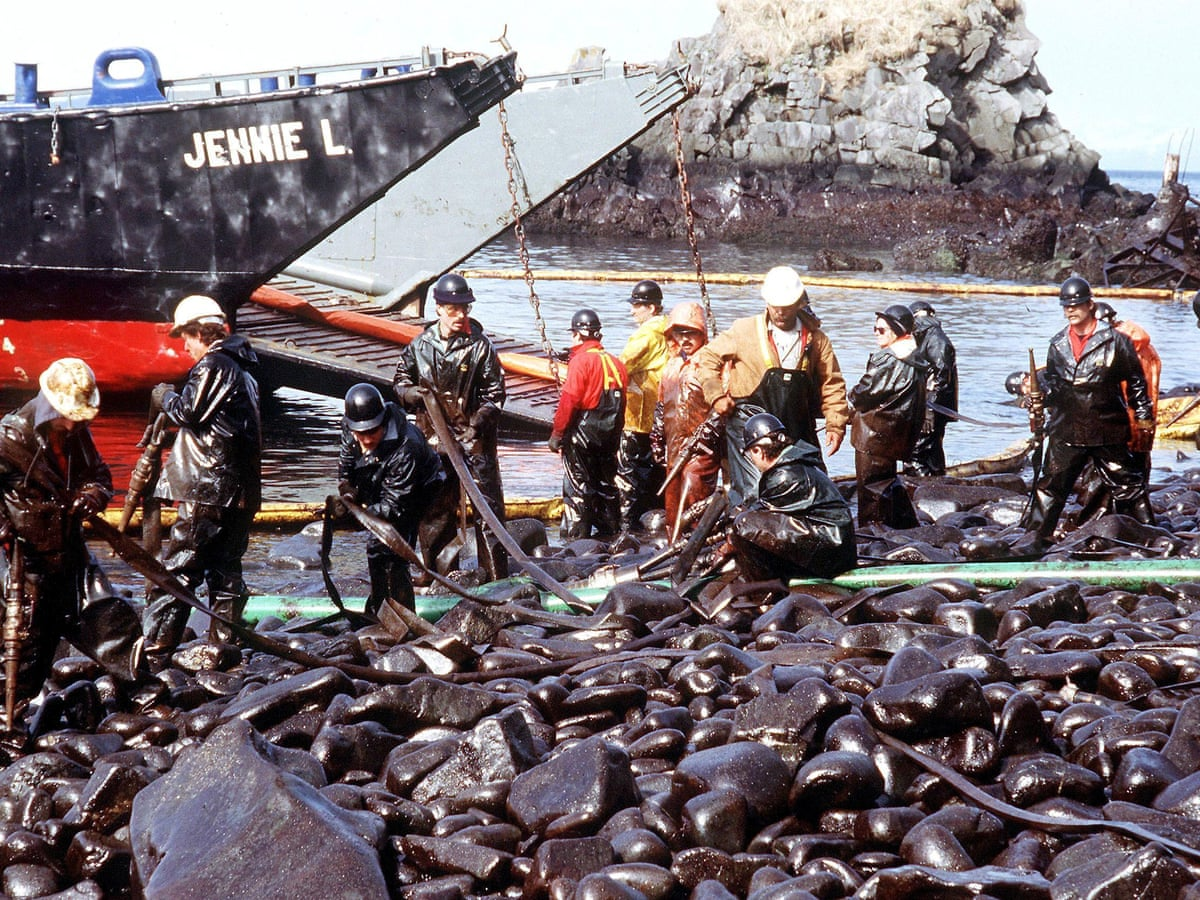 On the Anniversary of the Exxon Valdez Disaster, Complacency & Neglect Are Roaring Back