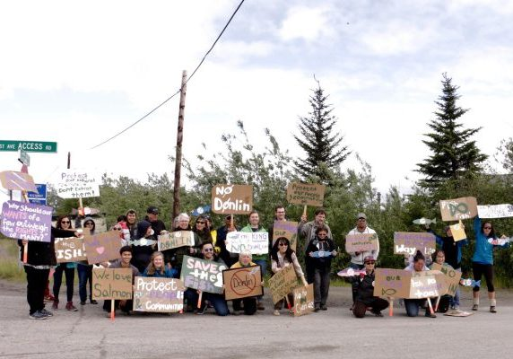 Donlin Protests